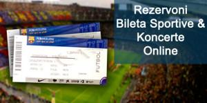 Rezervoni Bileta Sportive dhe Muzikore Online