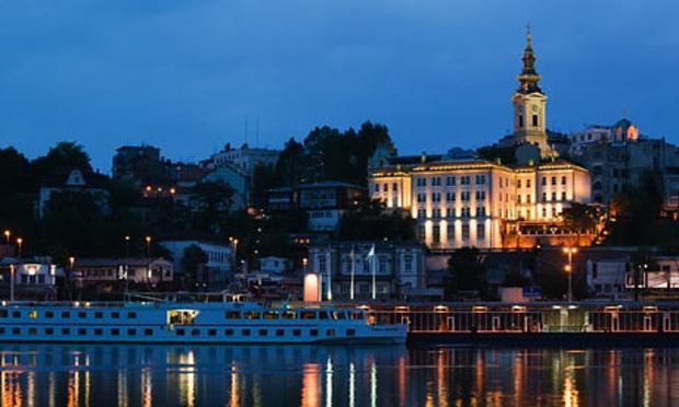 Vizite per Krishlindje ne Beograd