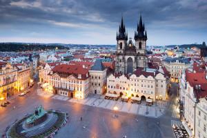 Prage-Viene Viti i ri