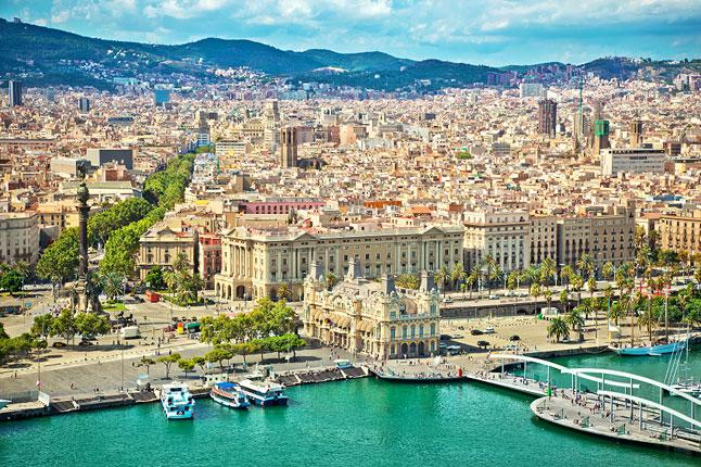 Vizite ne Barcelone