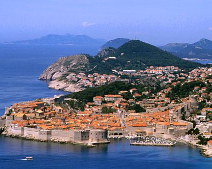 Fundjave ne Dubrovnik