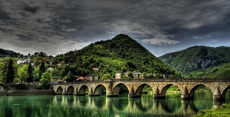 Visegrad serbia