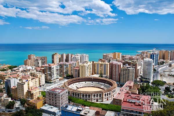 Malaga-Cityscape
