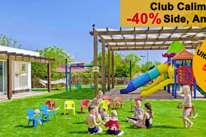 Club Calimera Kaya 5* Side, Antalya, Turqi