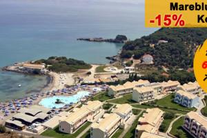 Mareblue Beach 4* Korfuz, Greqi 15% Zbritje